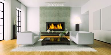 Wood Burning fireplace, close combustion fireplace,fireplace installations, fireplace Installer