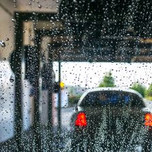 We stand behind our touch free system and will credit you or provide an additional wash if you are n