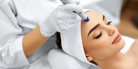 Nano infusion facial, longwood facials, Altamonte springs spa, best facials in Orlando, comperchio
