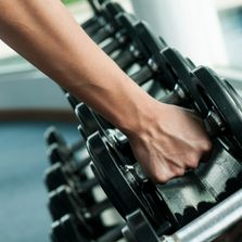 Pay As You Go - 80kg Dumbbells - Panatta Sport Equipment - LifeFitness Cardio - Great Atmosphere