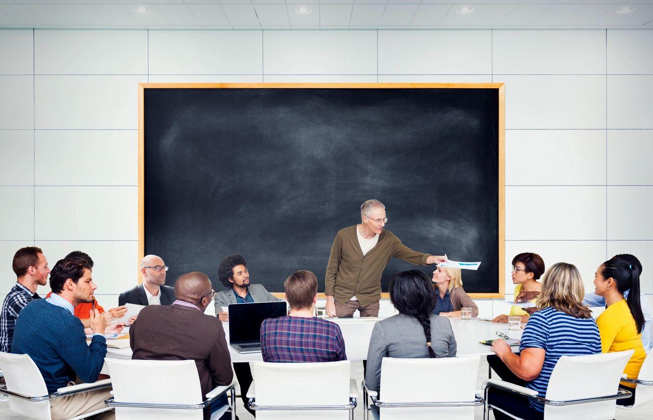 Best sales training impact - build sales training impact