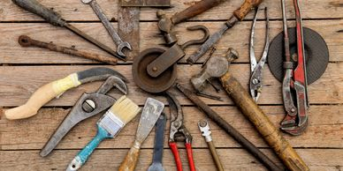 We use multiple tools for a complete thorough home inspection