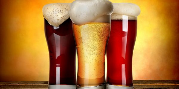 Image of Three Beers