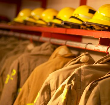 Firefighter moving services in Amarillo.