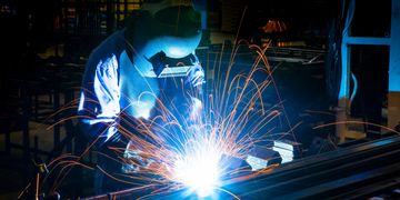 Fabrication is the process of metal structures by cutting, bending, and assembling