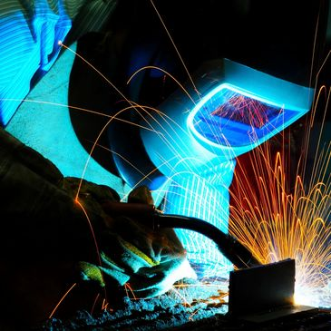 WELDING SERVICES, METAL REPAIRS, SHOP FABRICATION