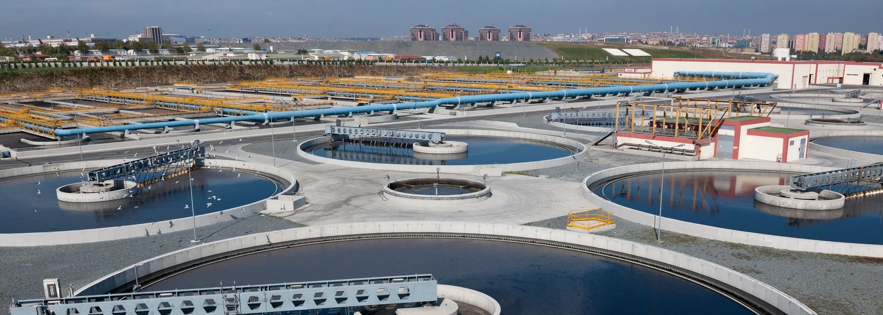 Reverse osmosis based Water Treatment Plant