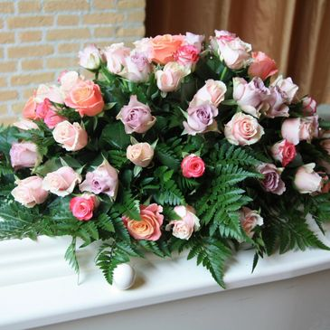 funeral flowers same day delivery, funeral flowers