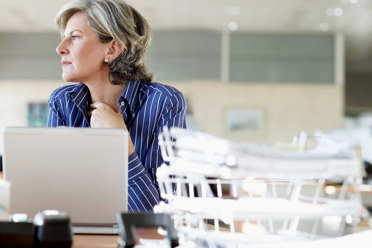 Saving for retirement when you're your own boss