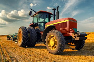 Wilbri will service your farm equipment and keep it running smoothly.