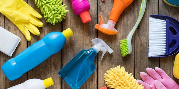 cleaning chemicals, cleaning, cleaning materials, cleaning essentials, residential cleaning,Tidy Wiz