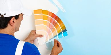 These DIY home interior painting tips will make painting your home simple, easy and affordable.
