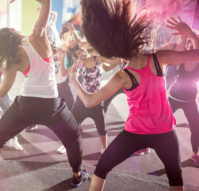 Pre-recorded Zumba Fitness Classes