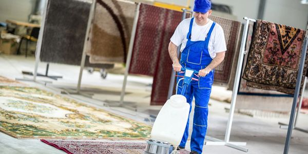 We clean all types of Rugs