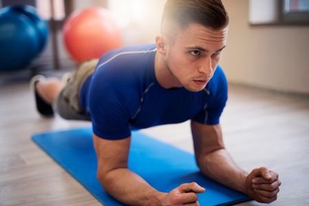 Men's Health & Fitness Articles