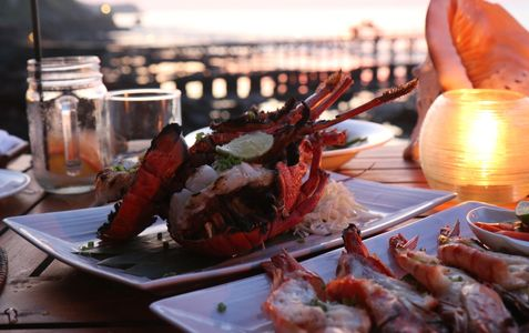 Catering events by the Lazy Lobster in new england connecticut
