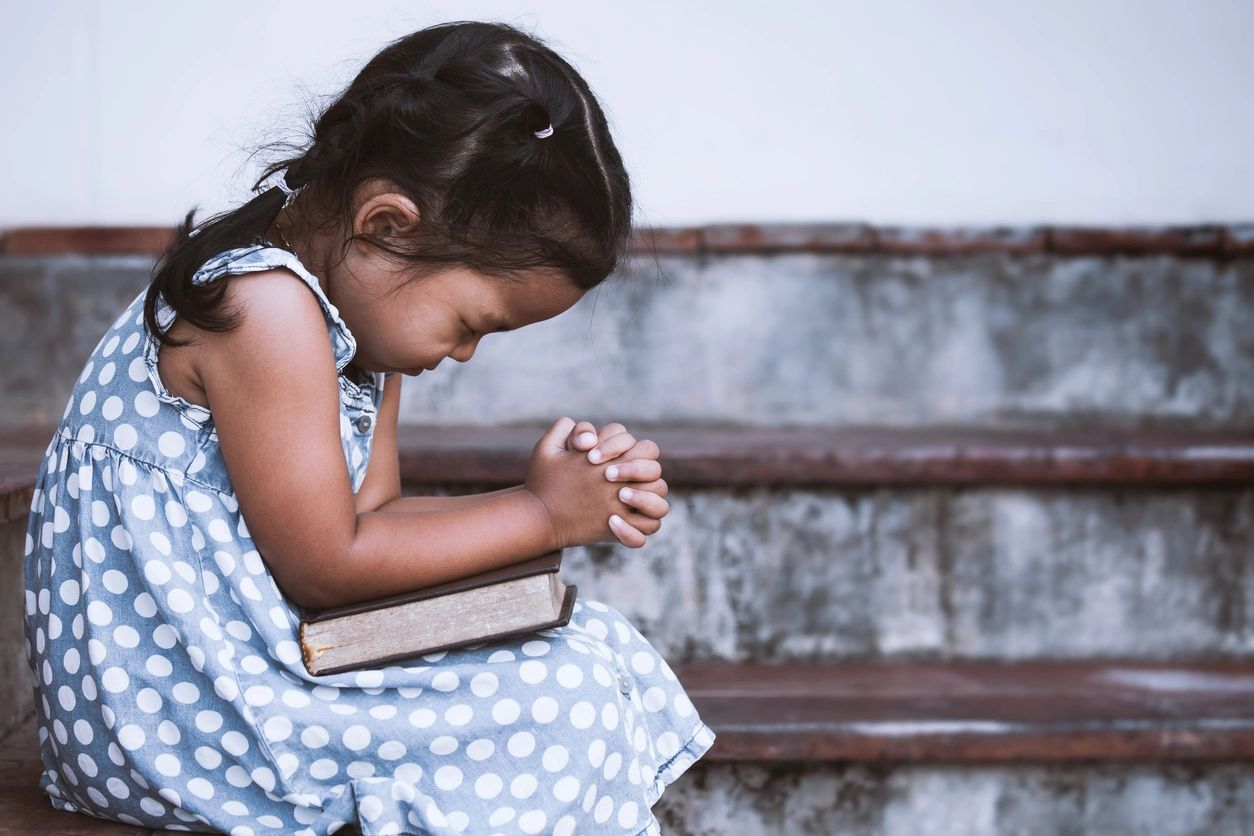 The precious prayers of our children are a delight to Yeshua. They nourish the family home.