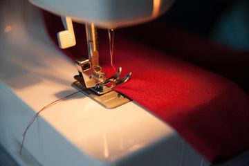 Wednesday night workshop.  Bring your sewing machine or use ours.