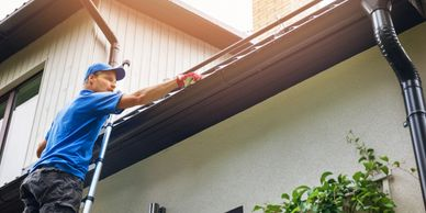 Gutter cleaning services in Coimbatore, Ooty, Erode, Salem, Trichy, Madurai, Namakkal & Thanjavur.