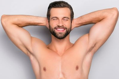 MALE LESS-PAIN WAXING | Oceanic Spa