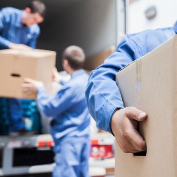 Denver Moving Helpers loading and unloading services, moving labor.