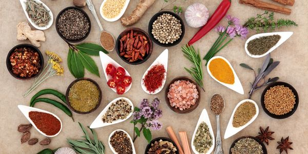 Ancestral recipes include alkaline herbs and spices which are now, too often, eliminated for profit.
