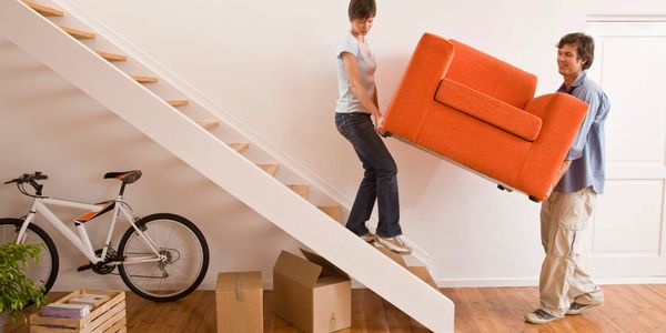 We Can Carry Heavy Items Up And Down Flights Of Stairs With Ease.