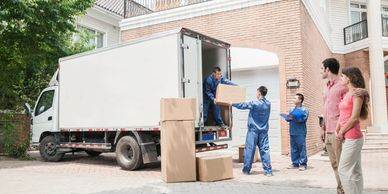Movers and Packers in Edmonton