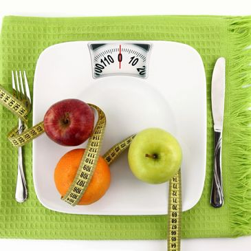 Weight loss and healthy eating