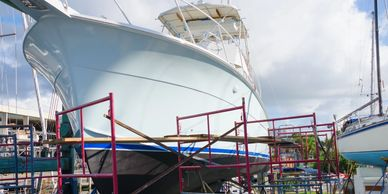 Higgins is  a year-round full service boatyard and marina located in St. Michaels harbor.
