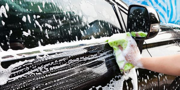 Enjoy A Clean Car For The Ride Home!