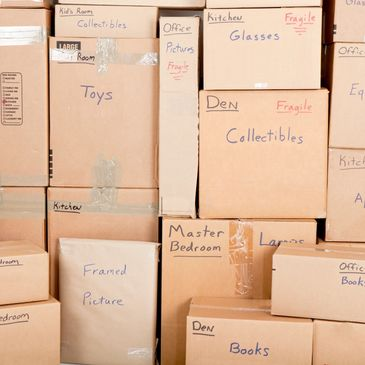 Manly Moving will pack your boxes so that your move is organize and smooth. We are moving experts!