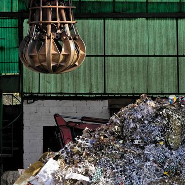 Paper and electronic data destruction recycling secure
