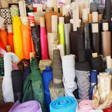 Fabrics and material sourcing