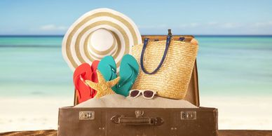 Vacation planning and second home organization