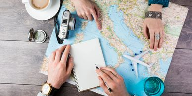 Travel planning by Taylored Tours