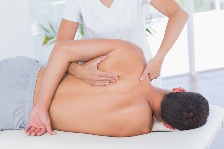 Massage Therapy Neuromuscular therapy
