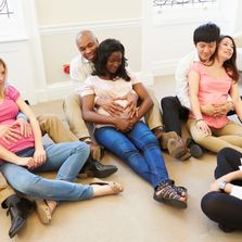Doula and childbirth education