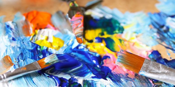 Fun painting classes and painting parties with Canvas Fiesta