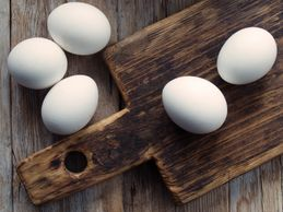 Evidence about the healthiness of eggs