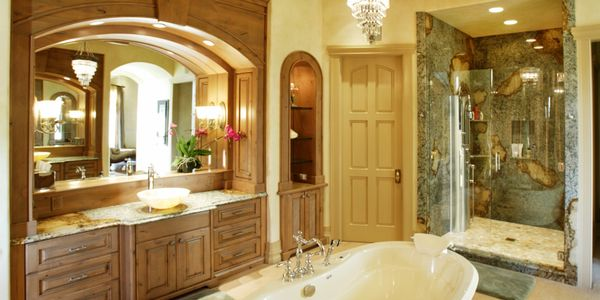 Bathroom Remodeling by Keystone Construction Services LLC.