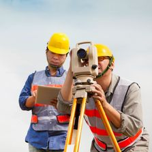 South Carolina Registered Land Surveyor on site, on your project.