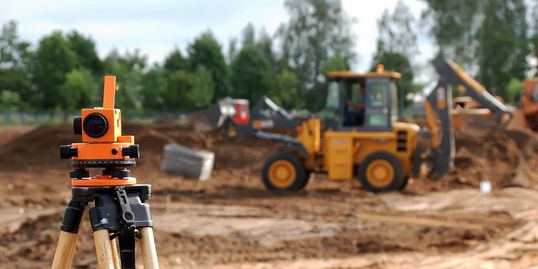 commercial land surveys