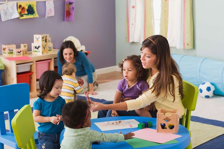 Director courses for child care centers