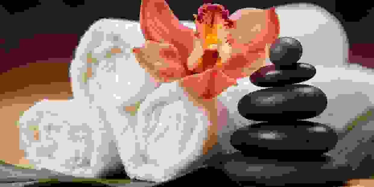 Just remember clients that get massage once a week or more enjoy complimentary aroma and hot stone.