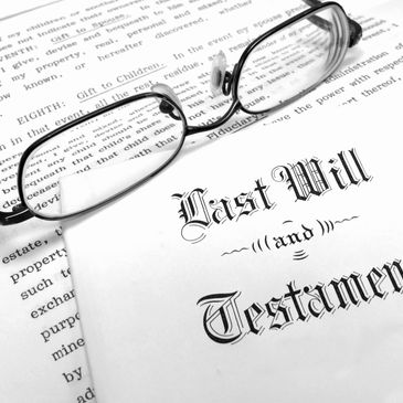 Estate disputes estate litigation will challenge lack of capacity duress undue influence power of attorney beneficiary claim estate trustee valid not valid intestate property