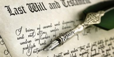 Notary Public. Power of Attorney, Wills, Deeds, and Affidavits.