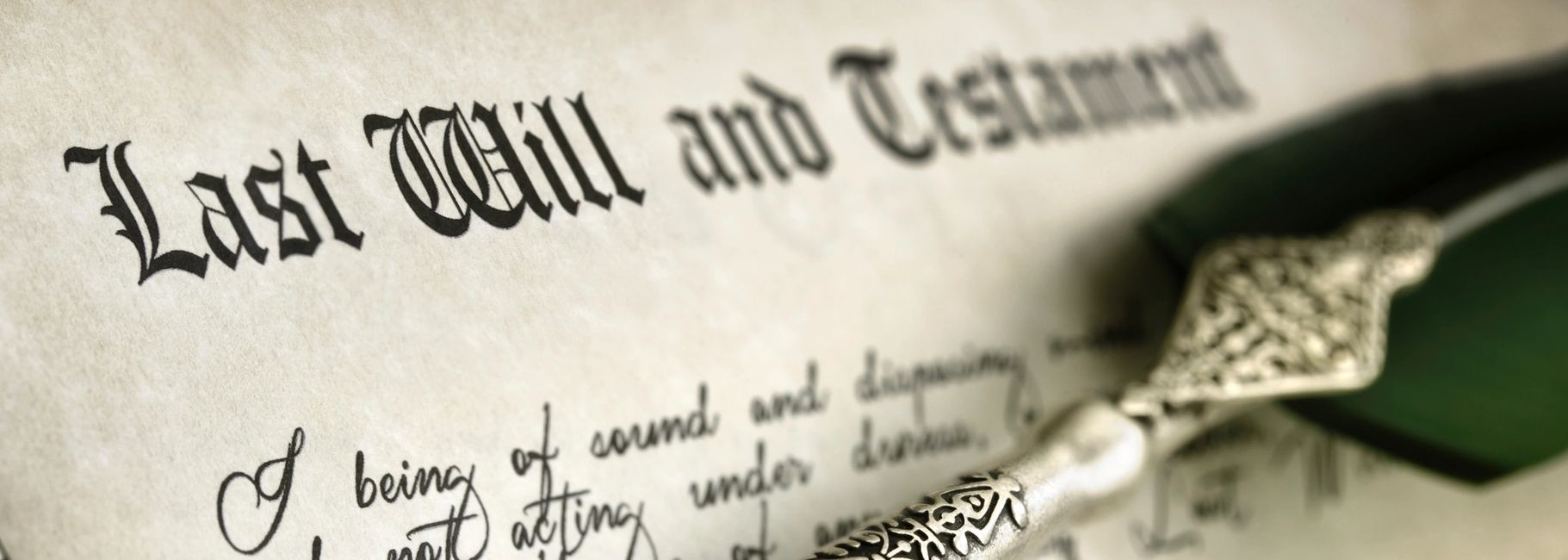 Estate Plan and Wills