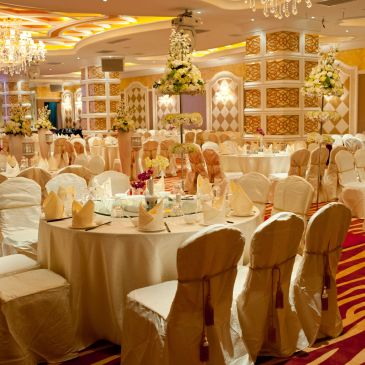 Event Planner and decorator for wedding.