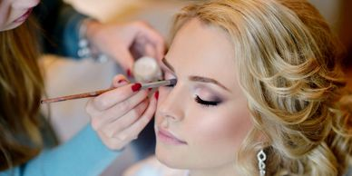 Missouri Bridal Makeup Hair Wedding Planning Engaged Brides